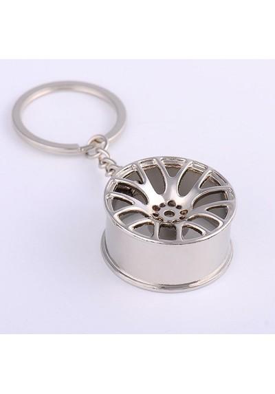 Porte-clés Jante auto