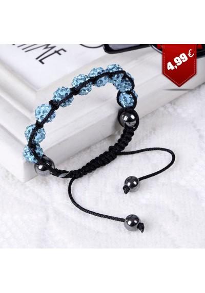 Bracelet Shamballa (Plusieurs coloris)