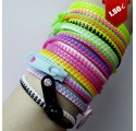 Bracelet Fermeture Eclair ZIP