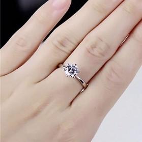 "Bague ""Diamant"""
