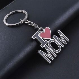 Porte Clé I Love Maman