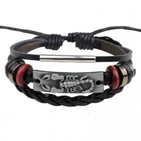 Bracelet Scorpion Homme