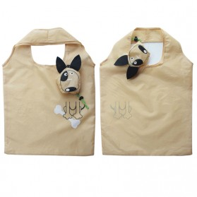 Sac Nylon Shopping Pliable Chien
