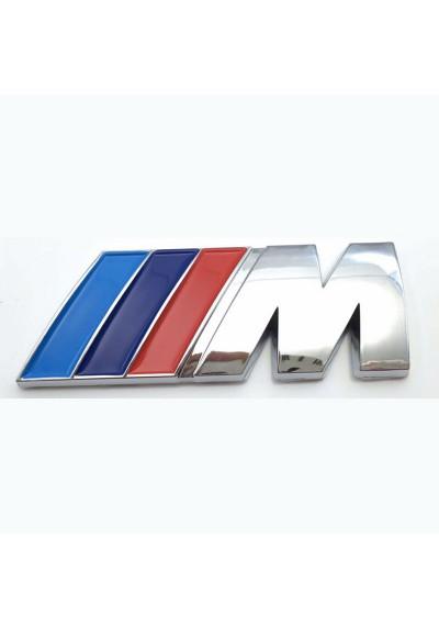 Sticker Auto BMW M Line Embleme Adhésif