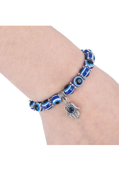 Bracelet Main de Fatma Yeux