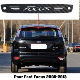Stickers voiture Feu Stop Ford Focus