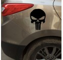 Stickers Voiture Punisher