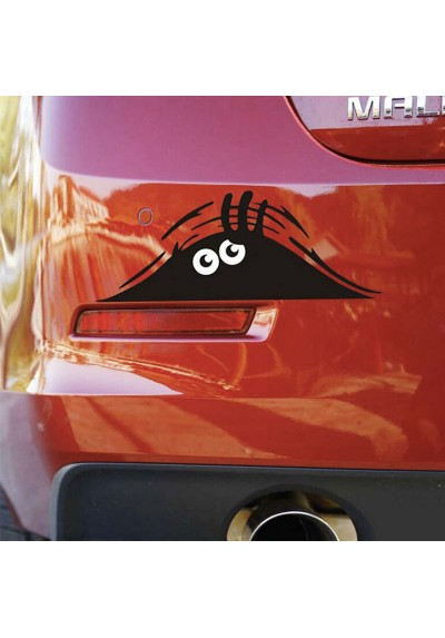 Stickers Voiture Cartoon