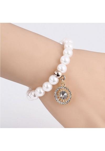 Bracelet Fausse Perle