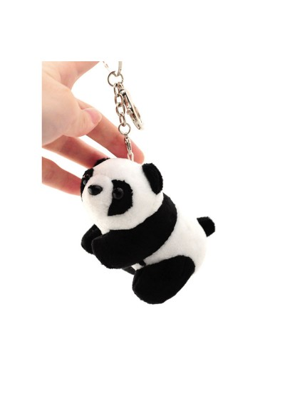 Porte Clé Panda Peluche
