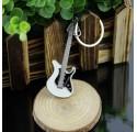 Porte Clé Guitare Bass