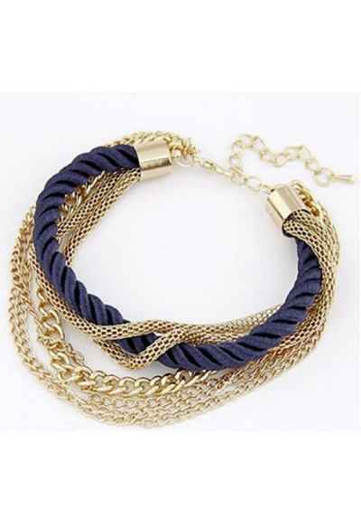 Bracelet Chaîne (Plusieurs coloris)