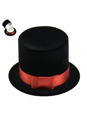 Ecrin Bijoux Velour Chapeau