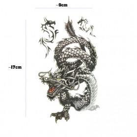 Tatouage éphémère Dragon Chinois
