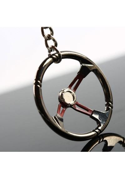 Porte Clé Volant Tuning en métal