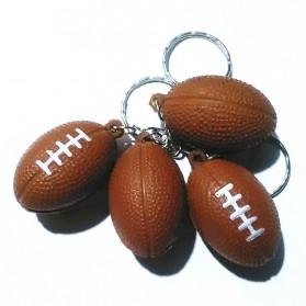 Porte Clé Ballon de Rugby