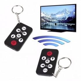 Porte Clé Mini Télécommande Universelle Infrarouge