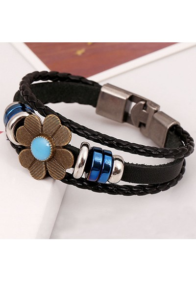 bracelet femme cuir