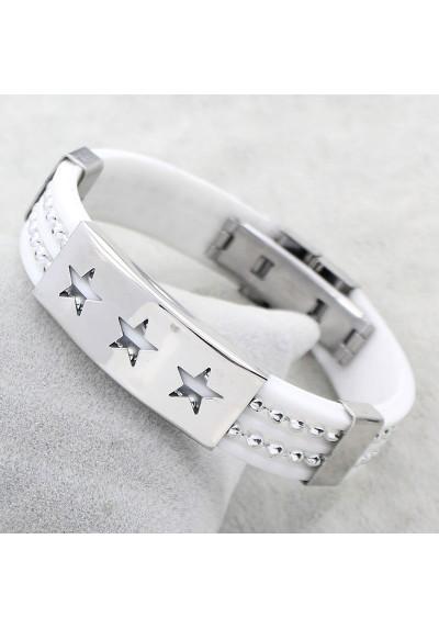 Bracelet Femme Silicone Tendance