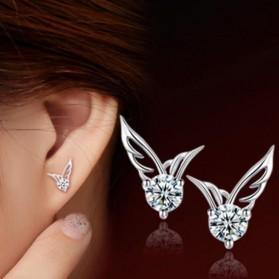 """Petites Boucles d'oreilles """"ailes"""""""