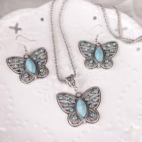 Parure Papillons
