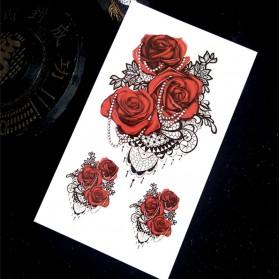 Tatouages Ephémères Roses