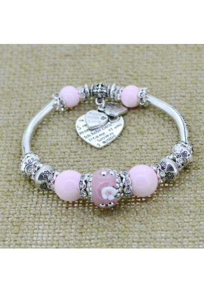 Bracelet charms Jaune