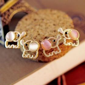 Boucles d'oreilles Eléphanteaux