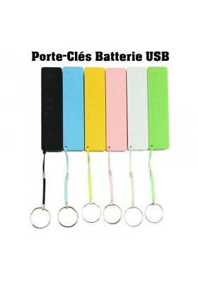 Porte Clé Batterie USB
