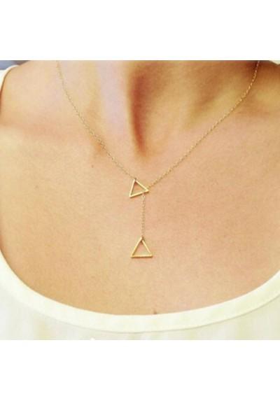 Sautoir Triangles